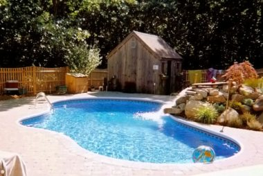 M J Coleman Sons Pool Patio Serving Cape Cod And